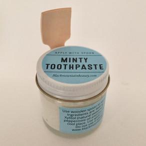 Minty Toothpaste Recipe