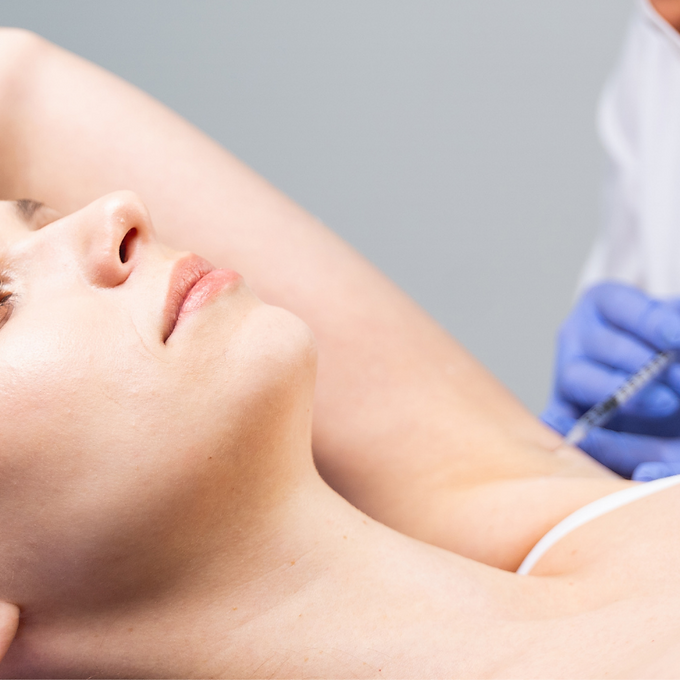 Botox For Excessive Sweating Bournemouth