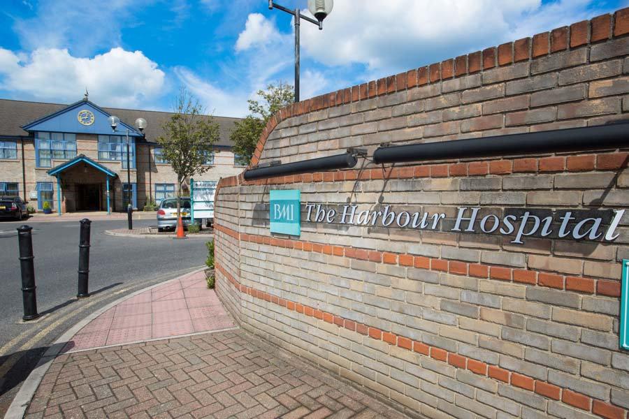 BMI The Harbour Hospital Poole, Dorset.j