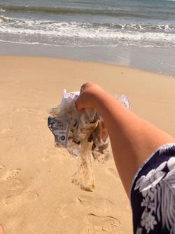 Beach Clean 2020