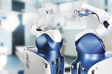 Robotic Assisted Hip and Knee Surgery Do