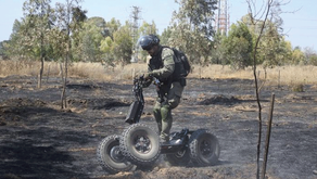 Israel Defense | Israel Police Purchasing Tactical Electric Vehicles