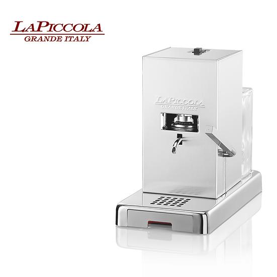 LA PICCOLA מכונת קפה לפודים