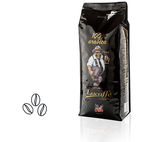 MR EXCLUSIVE LUCAFFE קפה