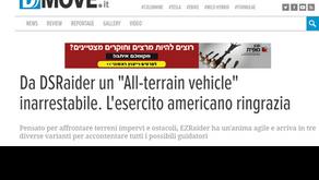 """Da DSRaider un """"All-terrain vehicle"""" inarrestabile. L'esercito americano ringrazia"""