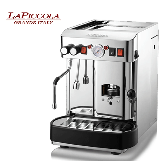 LA PICCOLA מכונת קפה לפודים תעשיתית