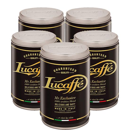 LUCAFFE קפה - MR EXCLUSIVE