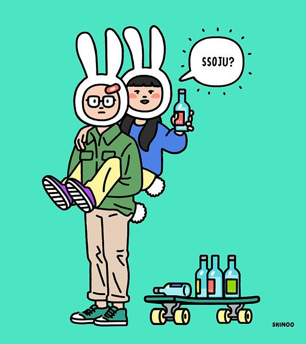 토끼같은 내 여친,토끼같은 내 남친.jpg