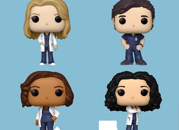 Pop! Television: Grey's Anatomy Set