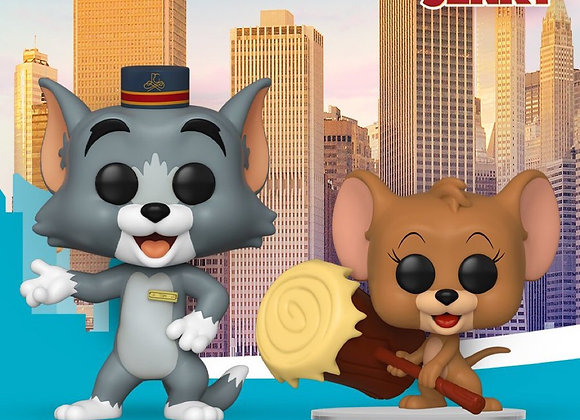 Pop! Movies- Tom and Jerry