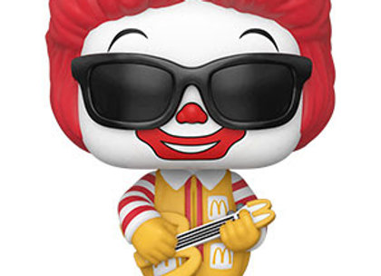 POP Ad Icons: McDonalds- Rock Out Ronald
