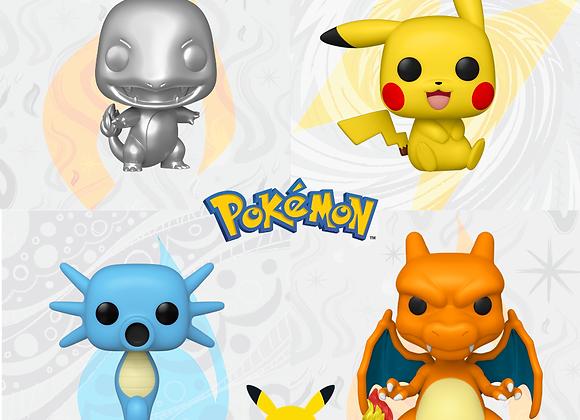 Pop! Games: Pokemon Wave 7