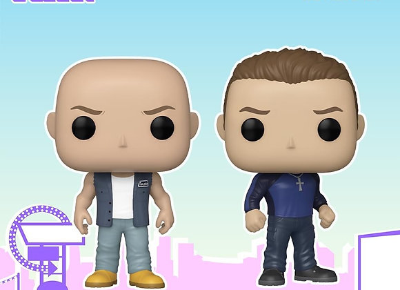 POP Movies: Fast 9- Dominic and Jakob Toretto