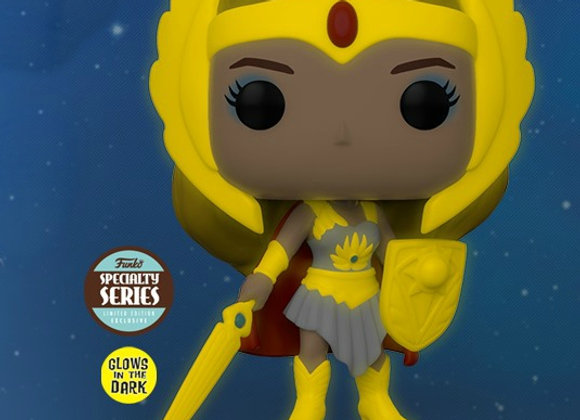 POP Vinyl: MOTU- Classic She-Ra (GW)Specialty Series