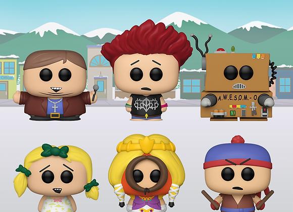 Pop! Animation: South Park
