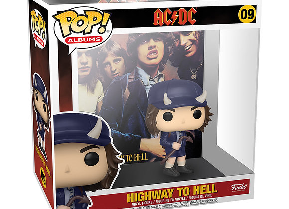 Pop! Albums: AC/DC