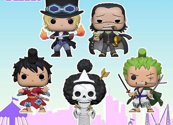 Funko Anime: One Piece