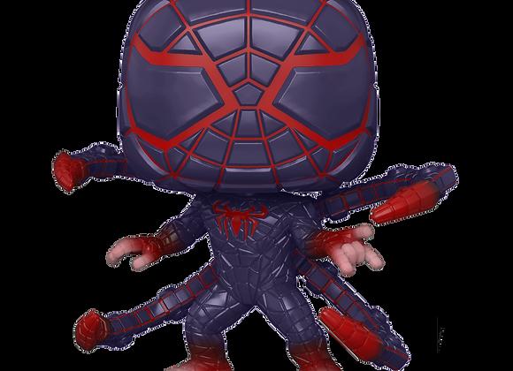POP Games: Marvel's Spider-Man Miles Morales Miles (Programmable Matter Suit)