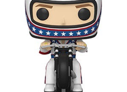 POP Rides: Evel Knievel on Motorcycle