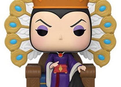 POP Deluxe: Villains- Evil Queen on Throne