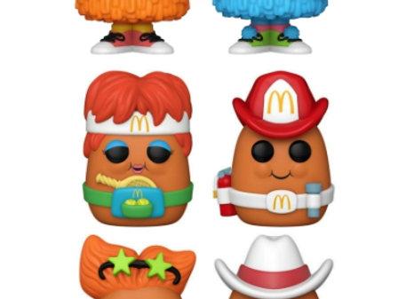 Pop! Ad Icons: McDonald's Nuggets Set