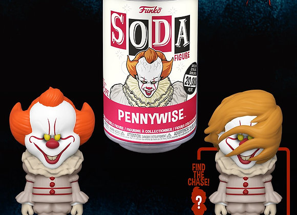 VINYL SODA - IT MOVIE - PENNYWISE W/CHASE