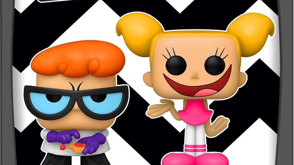 Pop! Animation - Dexter's Lab