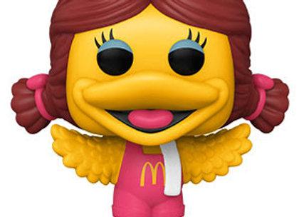 POP Ad Icons: McDonalds- Birdie
