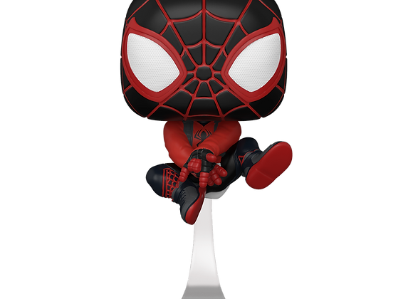 POP Games: Marvel's Spider-Man Miles Morales Miles (Bodega Cat Suit)