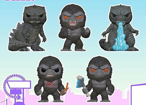 POP Movies: Godzilla Vs Kong