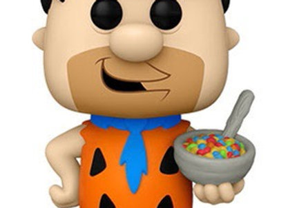 POP Ad Icons: Fruity PEBBLES- Fred w/Cereal