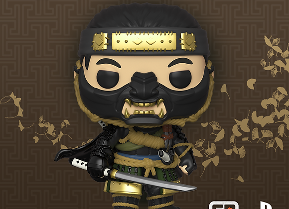 POP! GAMES: GHOST OF TSUSHIMA