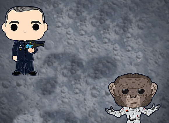 POP! TELEVISION - SPACE FORCE