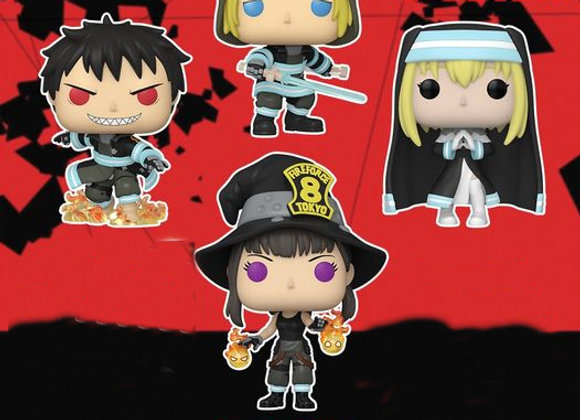 Pop! Animation- Fire Force
