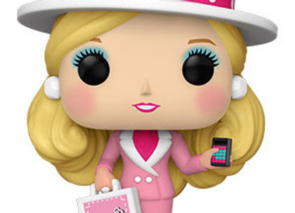 POP Vinyl: Retro Toys - Business Barbie