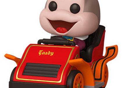 POP Rides: Disney 65- Mr.Toad in Car