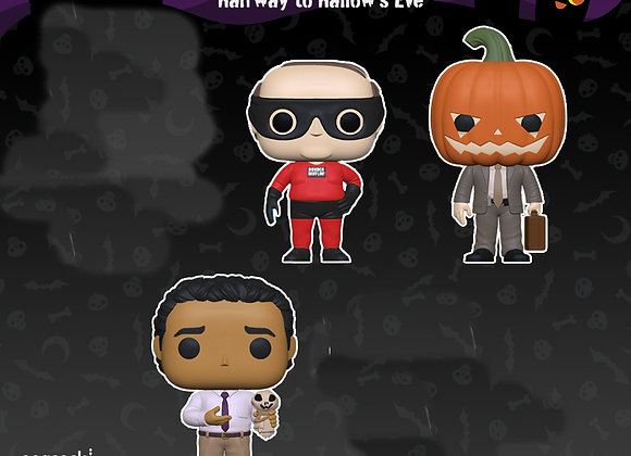 Pop! Television: The Office Halloween
