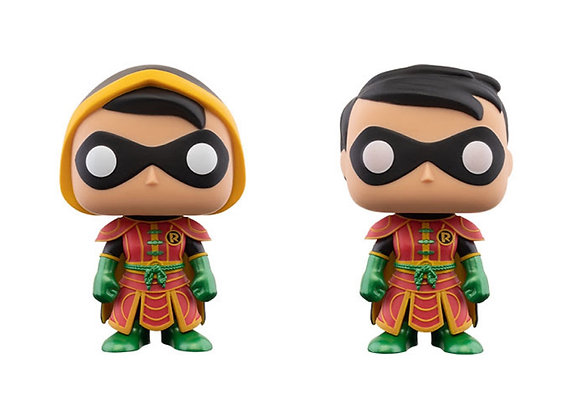POP Heroes: Imperial Palace- Robin w/Chase