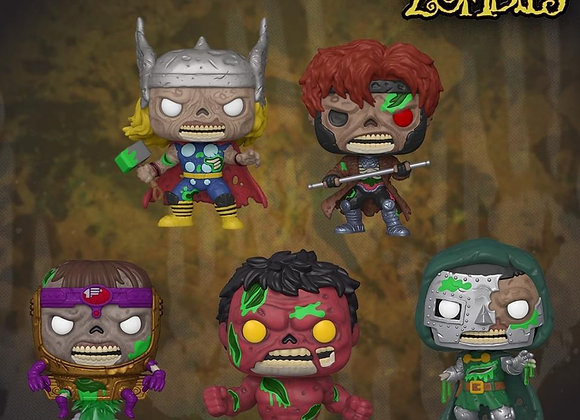 Pop! Marvel: Zombies Set 2