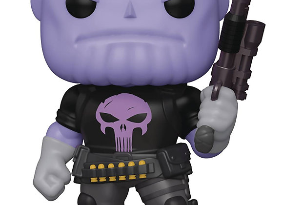 POP SUPER MARVEL HEROES THANOS EARTH-18138 PX 6IN