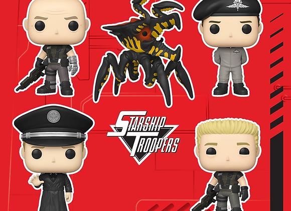 Pop! Movies: Starship Troopers