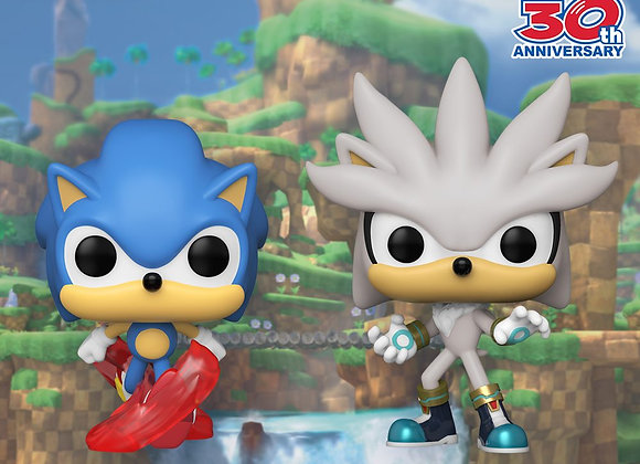 Pop! Games: Sonic 30th Anniversary