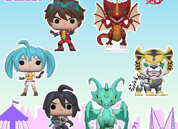 Funko Anime: Bakugan