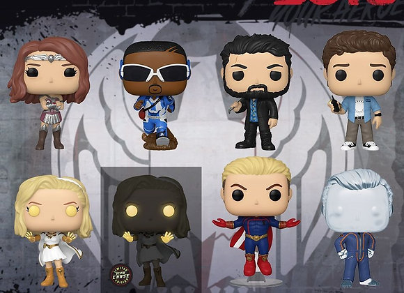 Pop! Television: The Boys