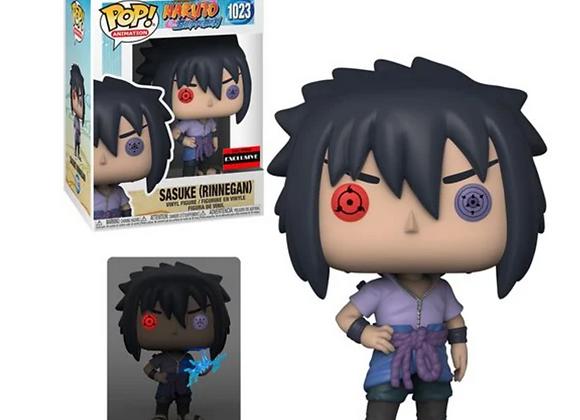 Naruto Sasuke Uchiha Rinnegan Pop! Vinyl Figure - AAA Anime Exclusive