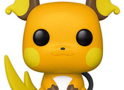 POP Games: Pokemon- Raichu