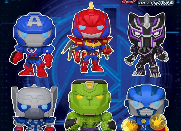 Pop! Marvel – Avengers Mech Strike.