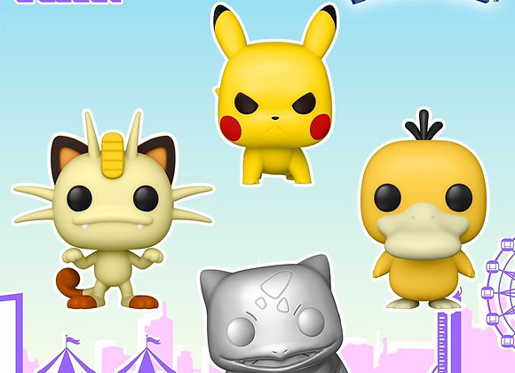 Pop! Games: Pokemon S6 Set of 4