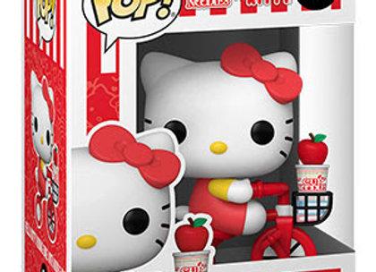 POP Sanrio: Hello Kitty x Nissin- Hello Kitty on Bike