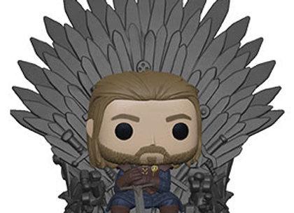 POP Deluxe: GOT- Ned Stark on Throne